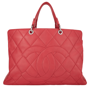 Chanel Pink Caviar Timeless CC Tote