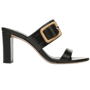 Galoma 2 Band Heel in Black
