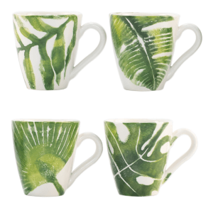 Assorted Palm Mugs product shot front view