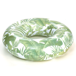 Tropical Jungle Tube Float product shot front view