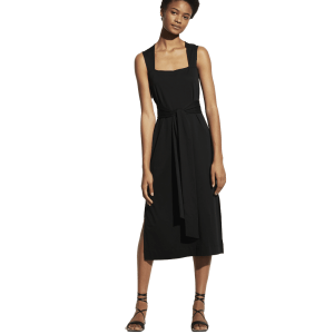 Sleeveless Wrap Dress (2 Colors)