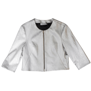 Leather Cardigan (Many Colors)