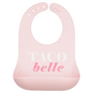 Taco Belle Wonder Bib
