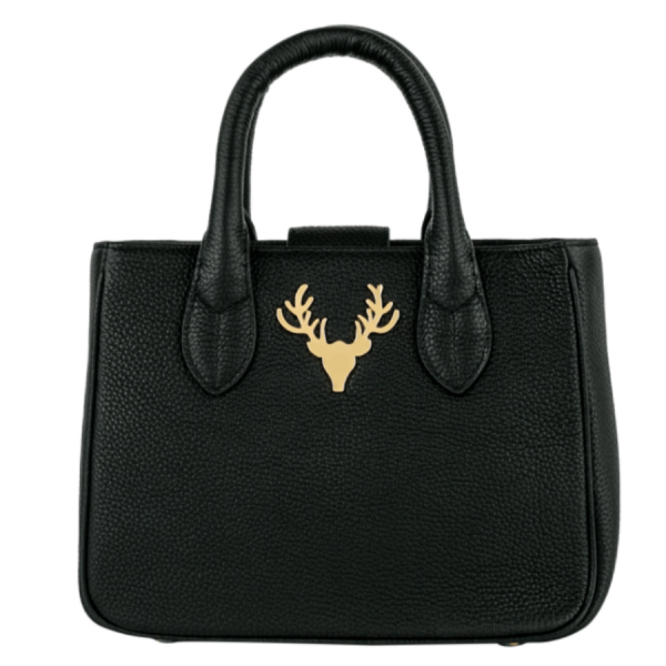 Micro Mackie Leather Tote (Many Colors)