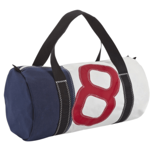 Onshore Dacron Navy 8 Red Tote