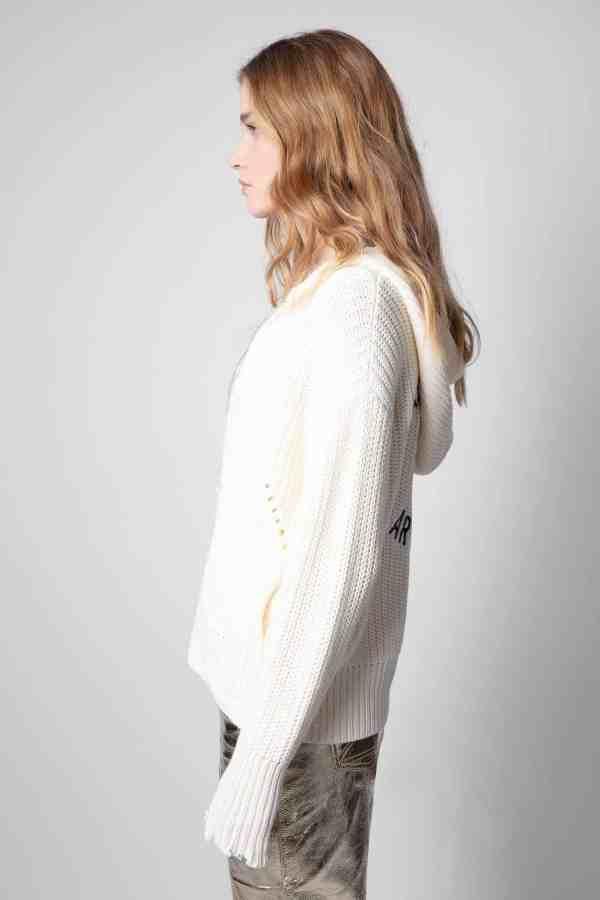 Moore Cow Bias Sweater