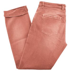 5 Pocket Stretch Pant in Rose