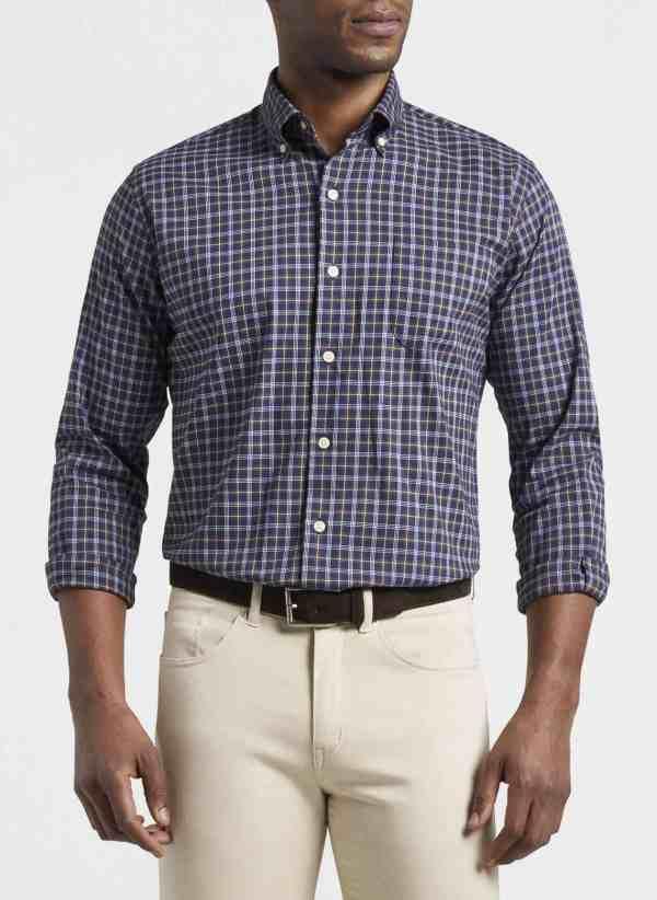 Crown Lite Parksville Cotton Sport Shirt