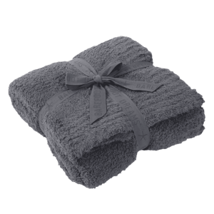 Cozychic Throw in Graphite