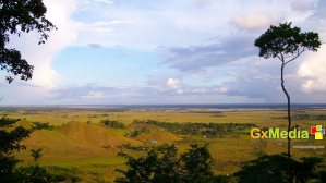 The Rupununi Savannah