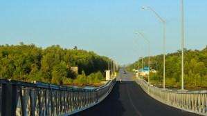 The Berbice Bridge