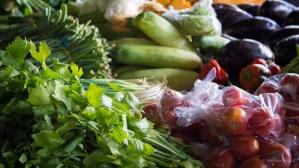 Fresh Vegetables.