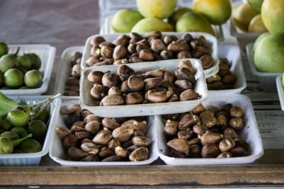 Katahar seeds, yummy.