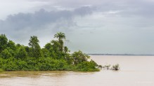 Southern end of Leguan