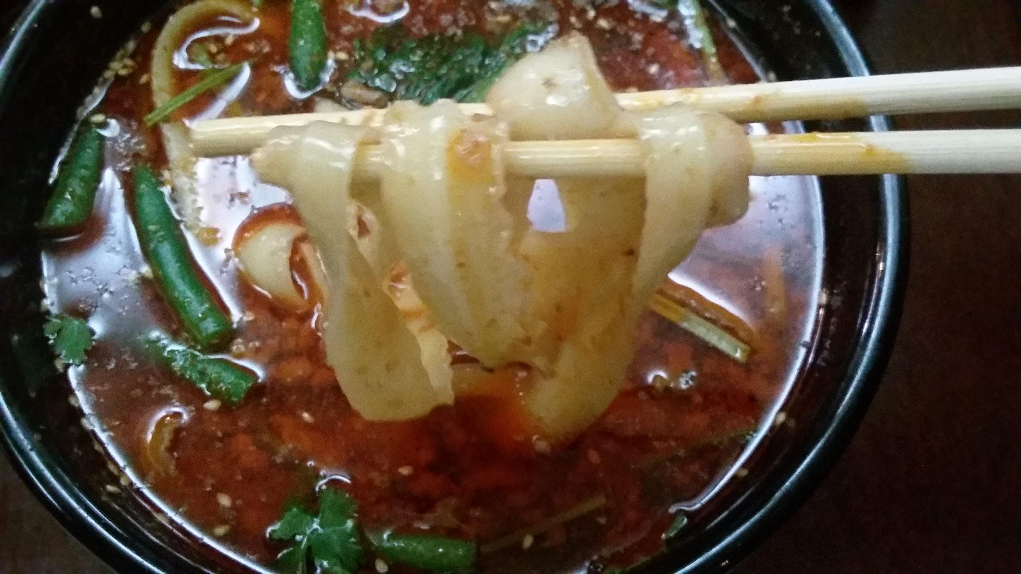 【鐘楼(ジョンロウ)】四川、西安料理、刀削麵、点心の本格中華をリーズナブルなお値段で食べられるお店!