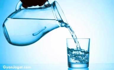 खाली पेट पानी पीने के है बहुत फायदे!!