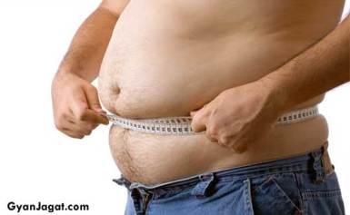 2 हफ्तों में पेट का वजन काम करे आसान उपाओं से !