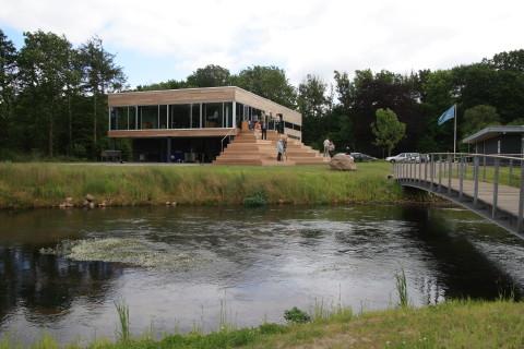 Sportsfiskerhus