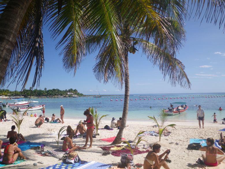 strand och palm