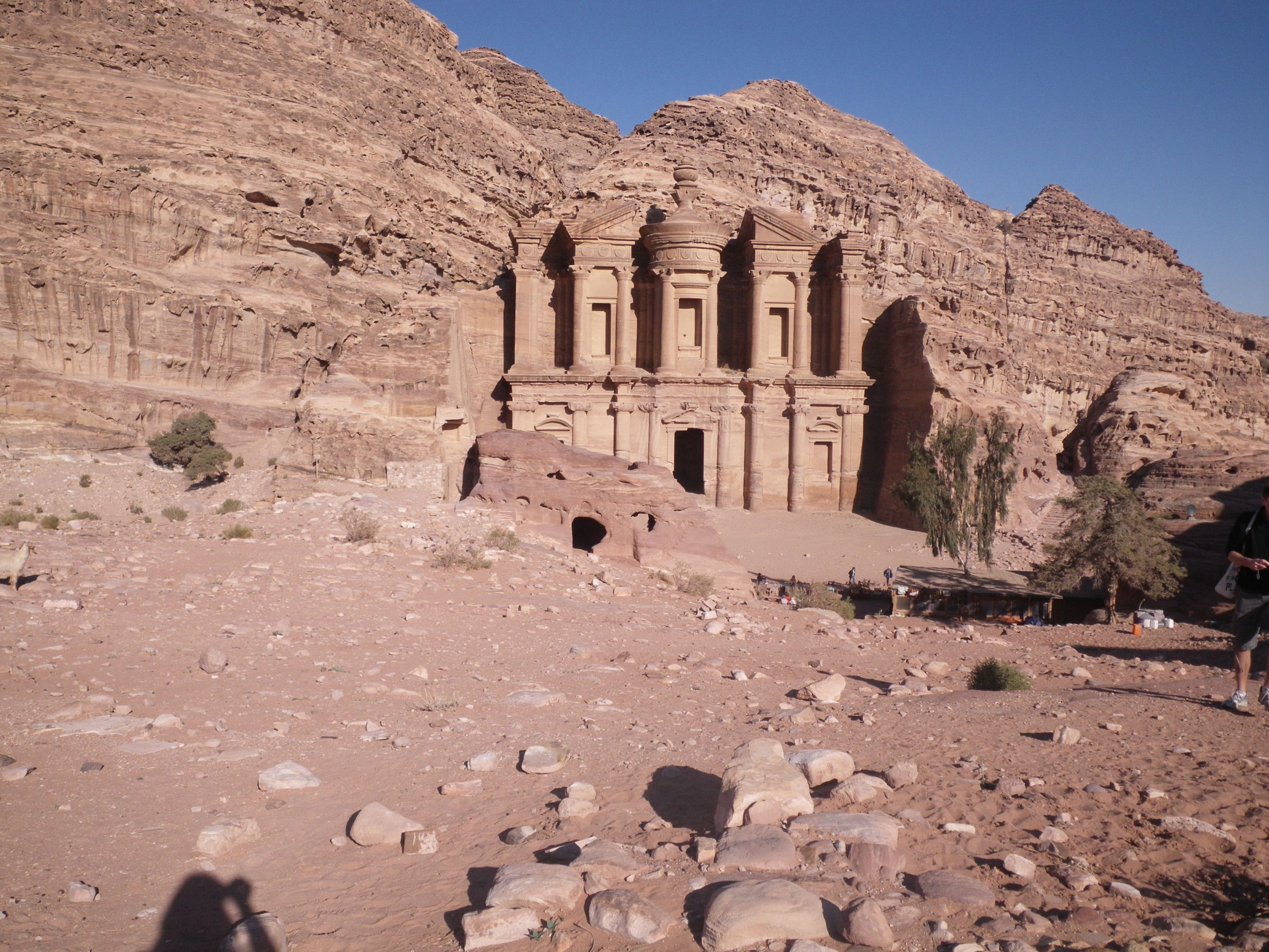 klippstaden Petra på Gyllintours