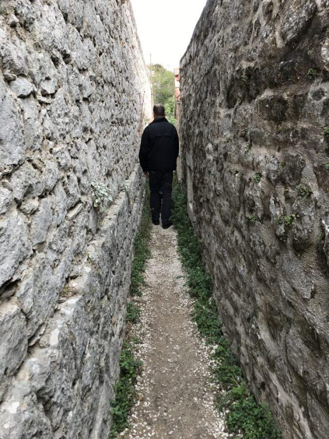 small path