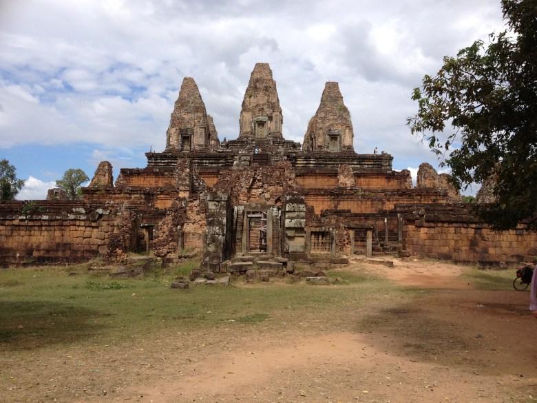 tempel i Ankor