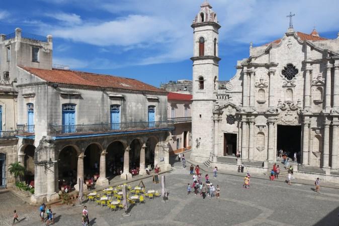 Plaza de la Caterdral