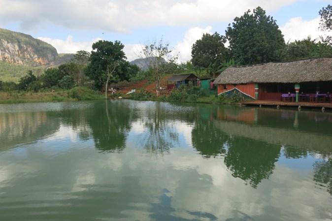 lake in Vinlaes