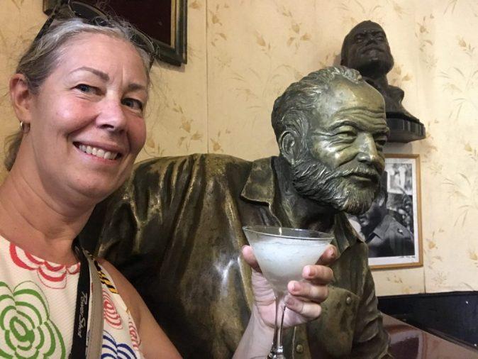 en skål för Hemingway