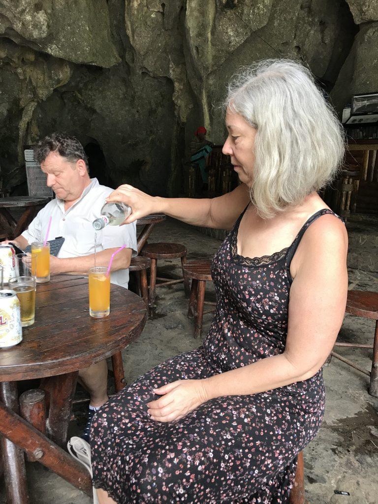 gyllintours pours up rum