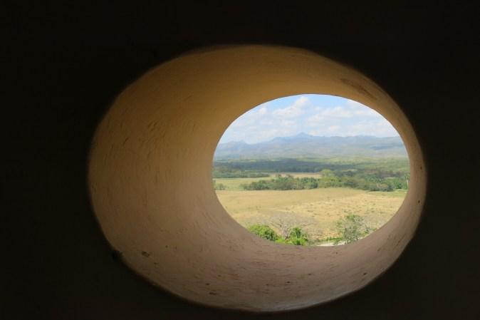 runt fönster i sockerbaronenes torn