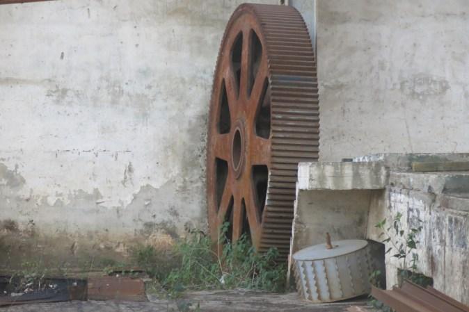 på sockerfabriken