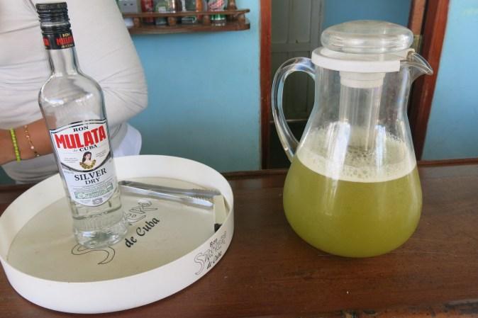 sockerrörsjuice