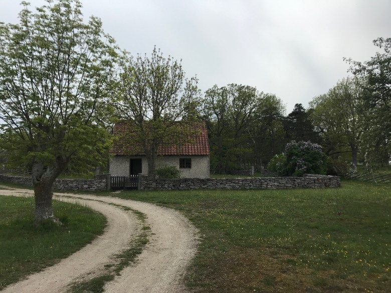 hus på Bungemuseet