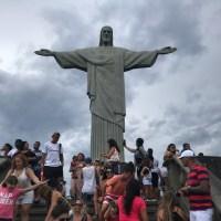 Kristusstatyn i Rio - ett av de sju nya underverken