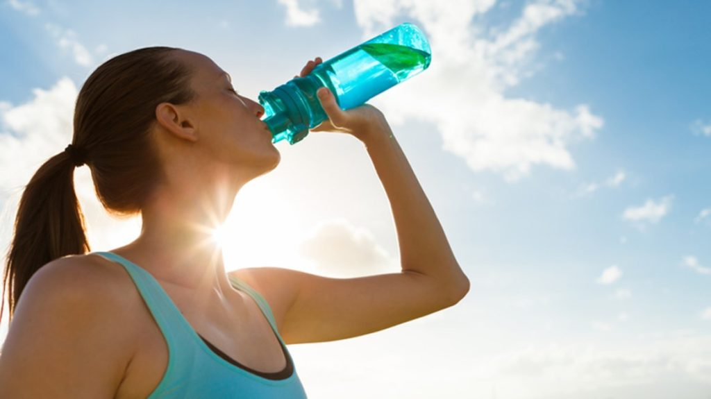 drink-water to turn fat into muscle