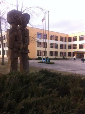 Lithuania Mars 2015 School Skuodas