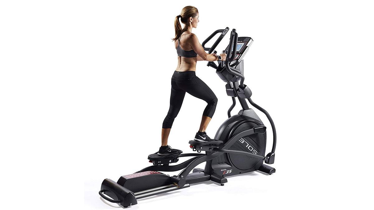 Best Home Elliptical 2020.Sole Fitness E35 Elliptical Machine Review 2019 2020 Gbl
