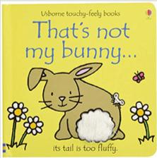 not my bunny