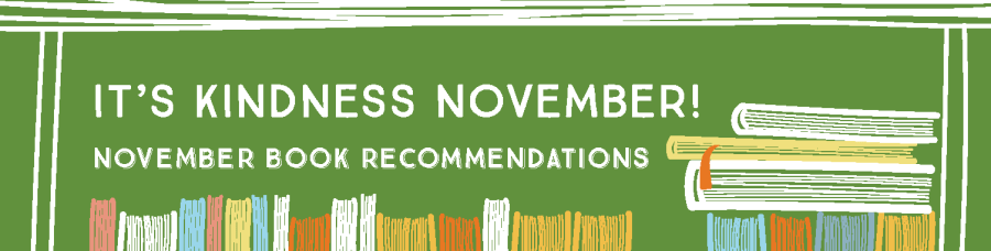 november book recs header