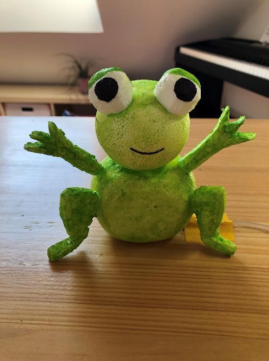 Žabka hračka