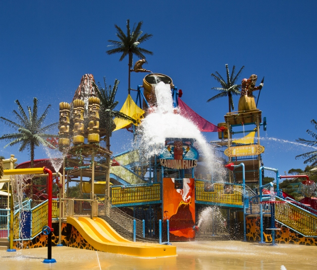 Best Amusement Parks And Playgrounds In Perth For Kids Gymbus Kids Birthday Parties Perth And Melbourne