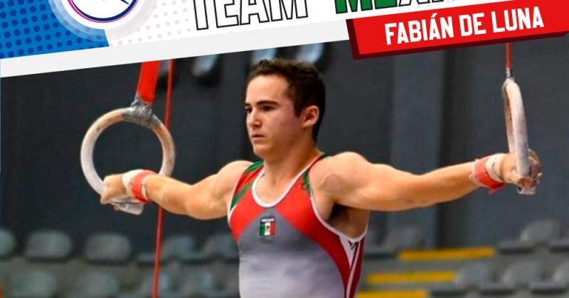 Fabian De Luna | Selección Mexicana de Gimnasia