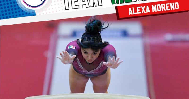 Alexa Moreno, rompiendo esquemas