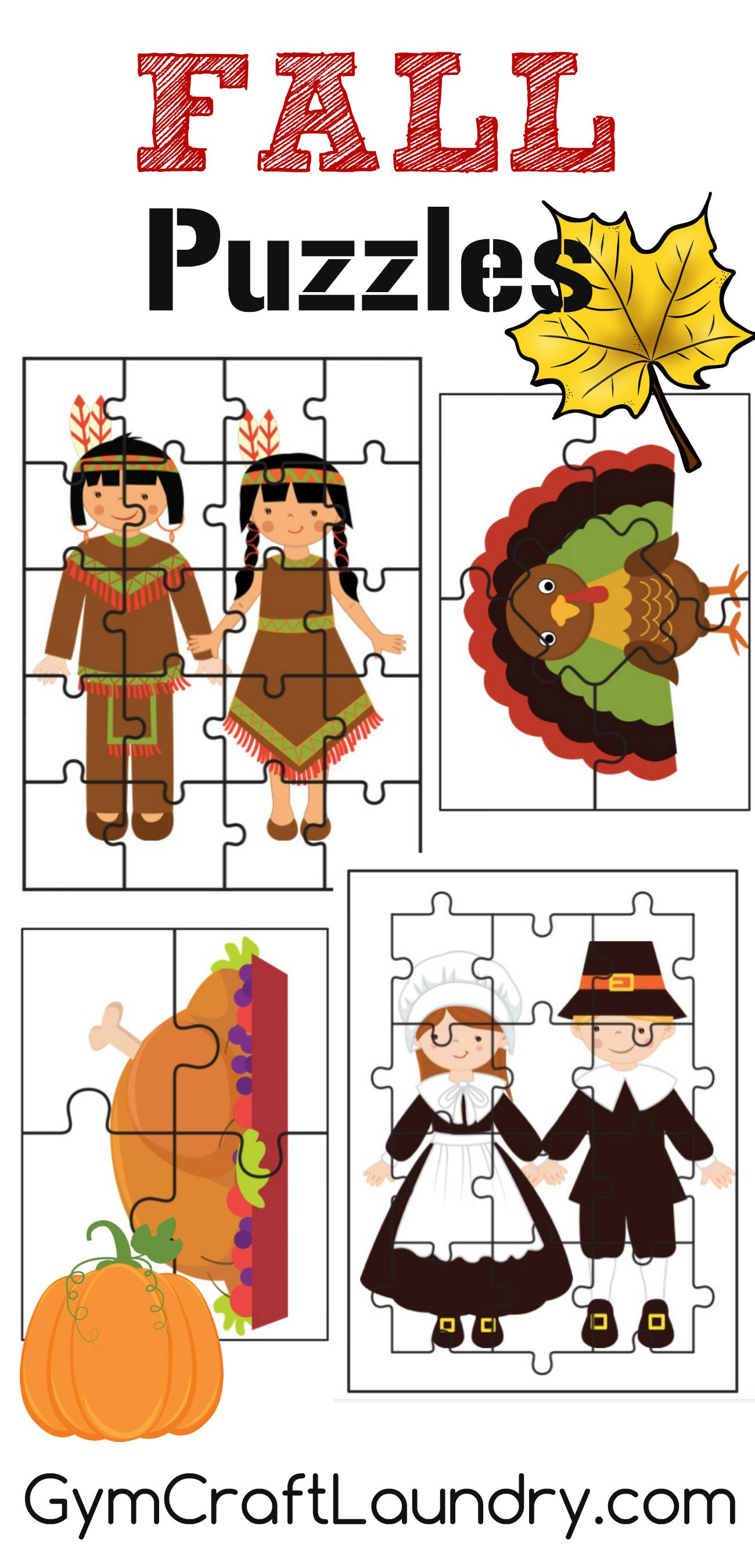 10 Sources For Fun Amp Free Thanksgiving Printables For Kids