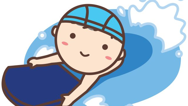 水泳で有酸素運動