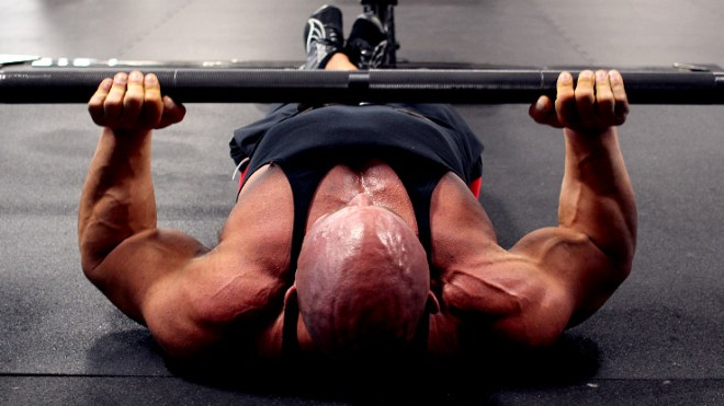 Why the floor press
