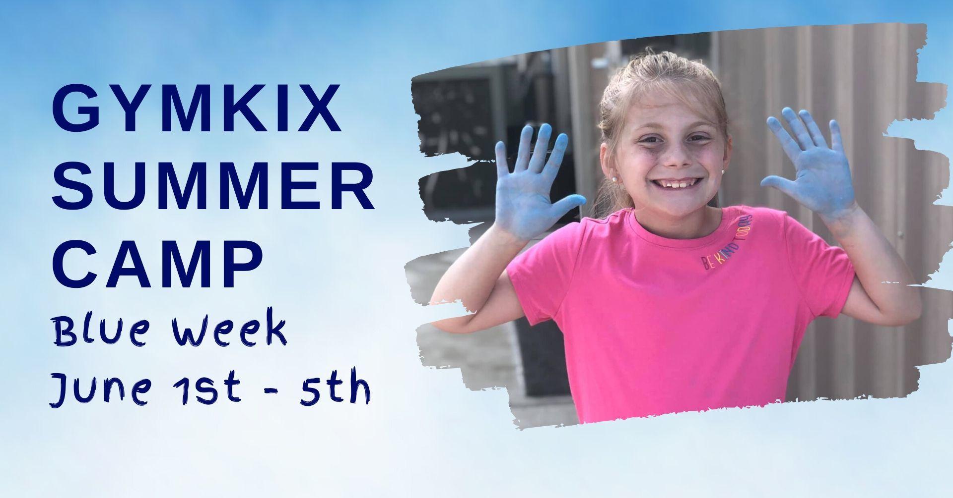 GymKix Summer Camp