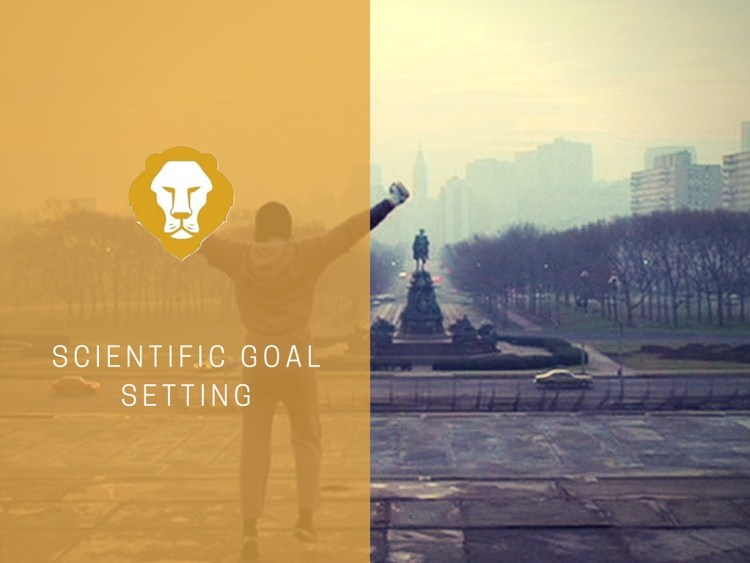 Goal Setting According to Science