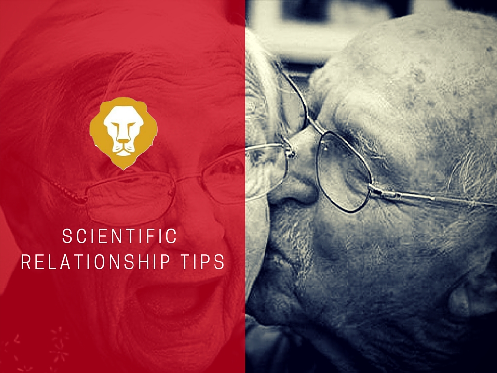 Relationship Advice Based on Science -GymLion